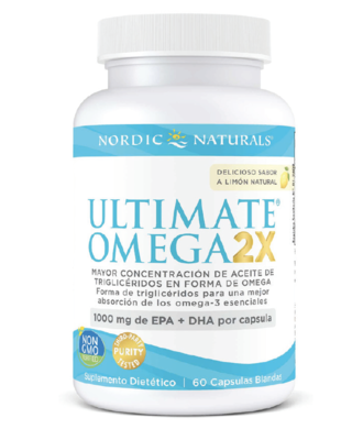 Ultimate Omega 2x