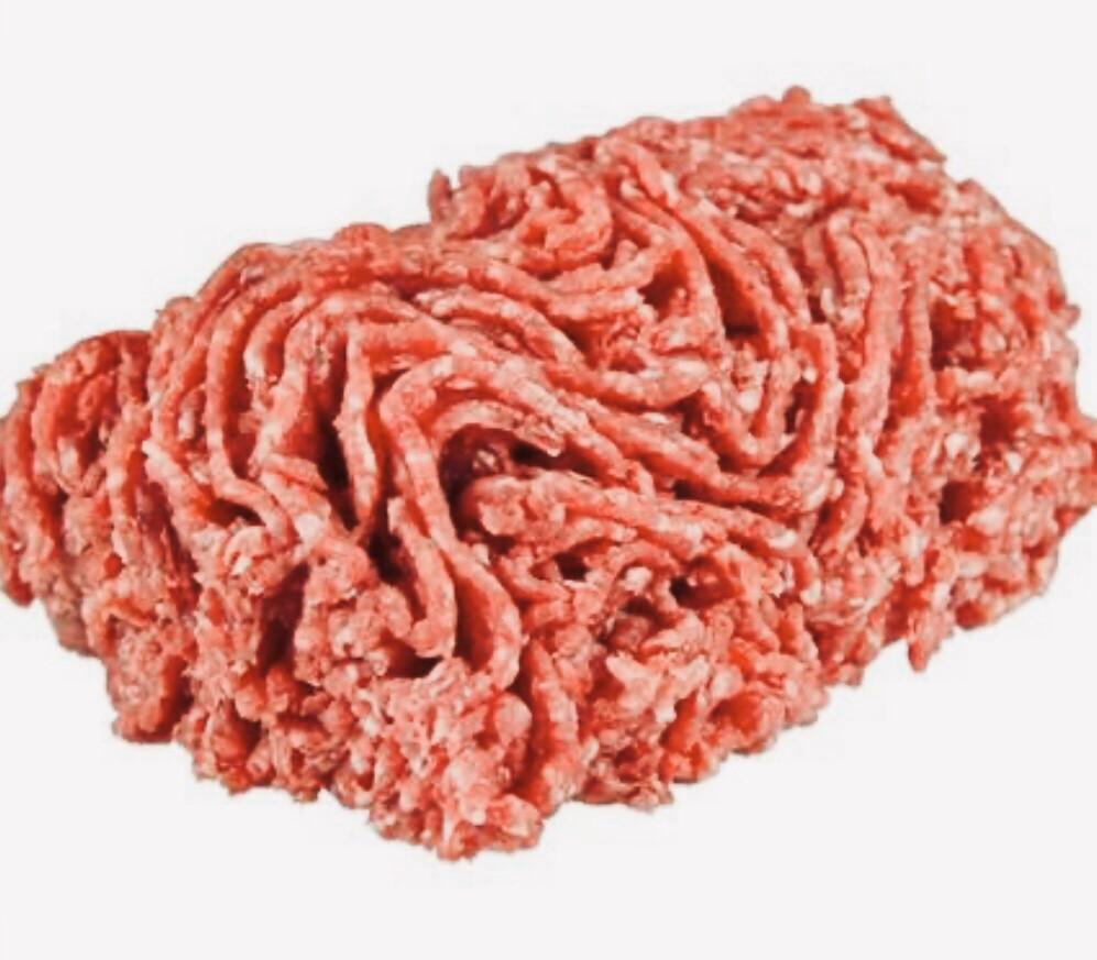 Beef Ground Fine 81/19  1/5lb