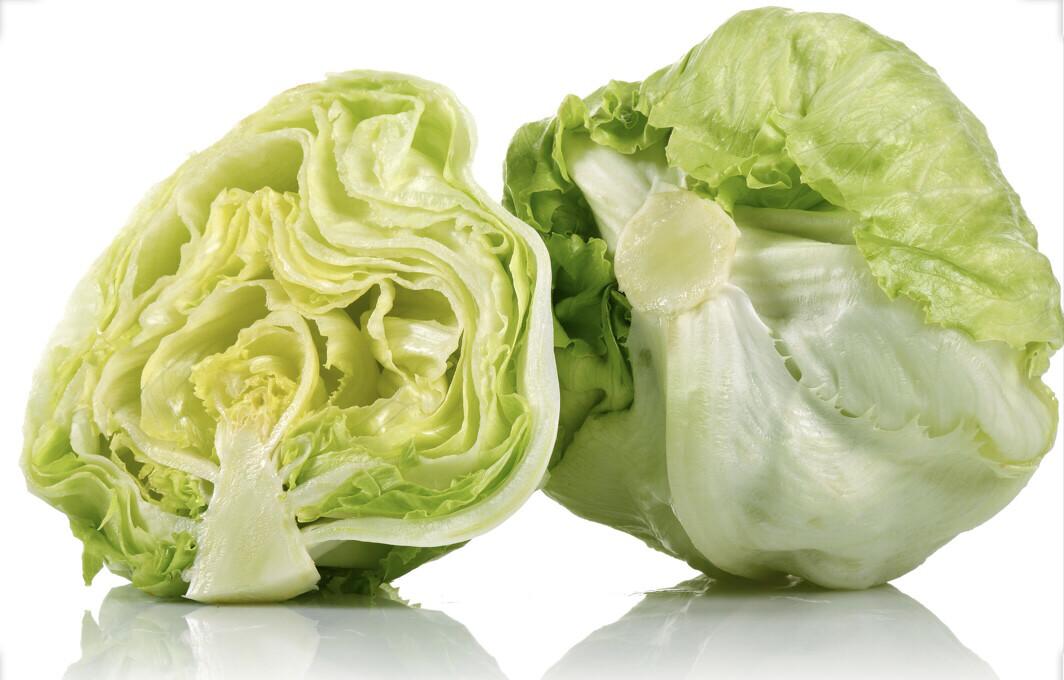 Lettuce Iceberg Org. Each