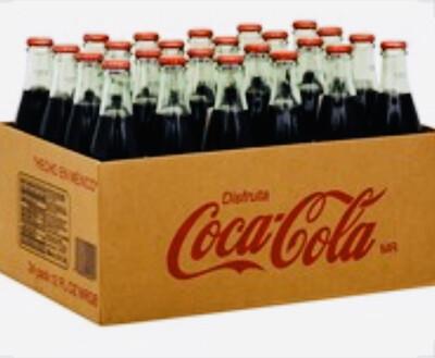 Mexican Coke 24/16.9oz Bottles