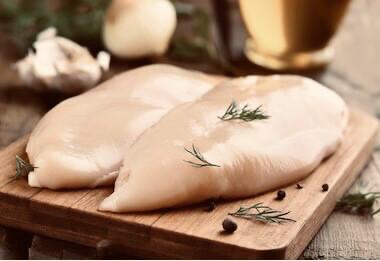 Chicken Breast 6oz 1/5lb