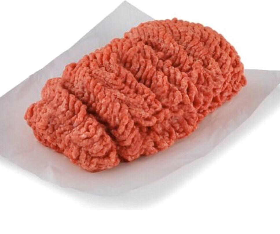 Beef Ground Fine 80/20  1/10lb
