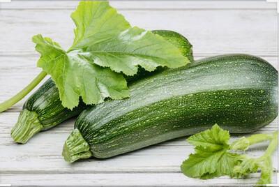 Squash Zucchini Med Each