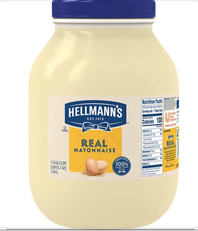 Hellman's Mayonnaise 1 Gal