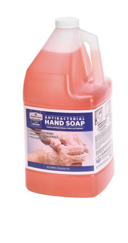 Soap Hand Antibacterial 1 Gal.