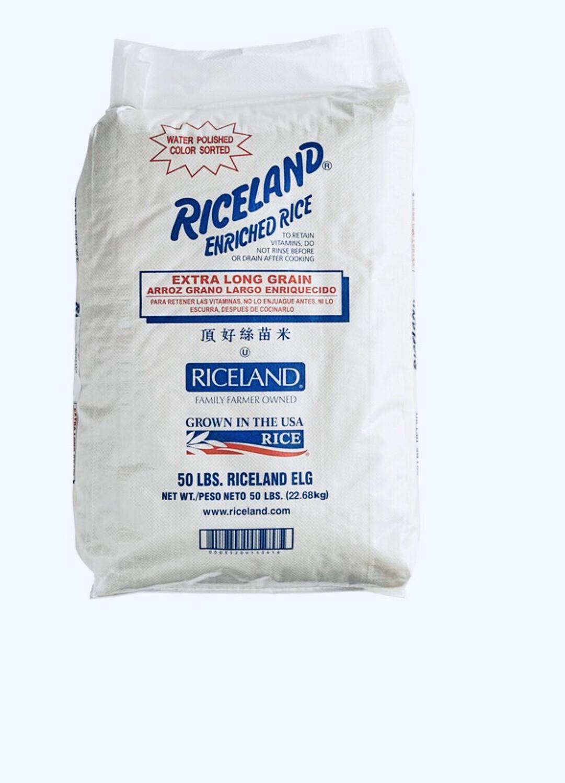 Rice Long Grain 50lb Bag