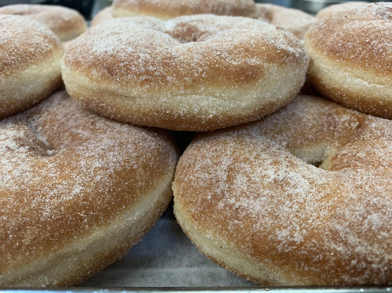 Cinnamon Donut