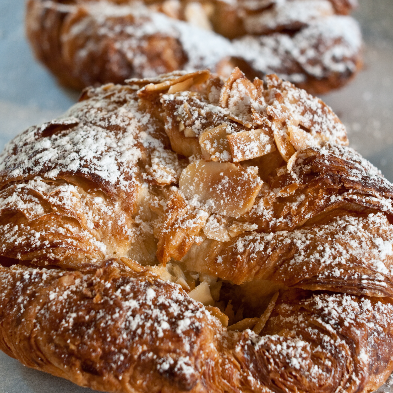 Almond Croissants