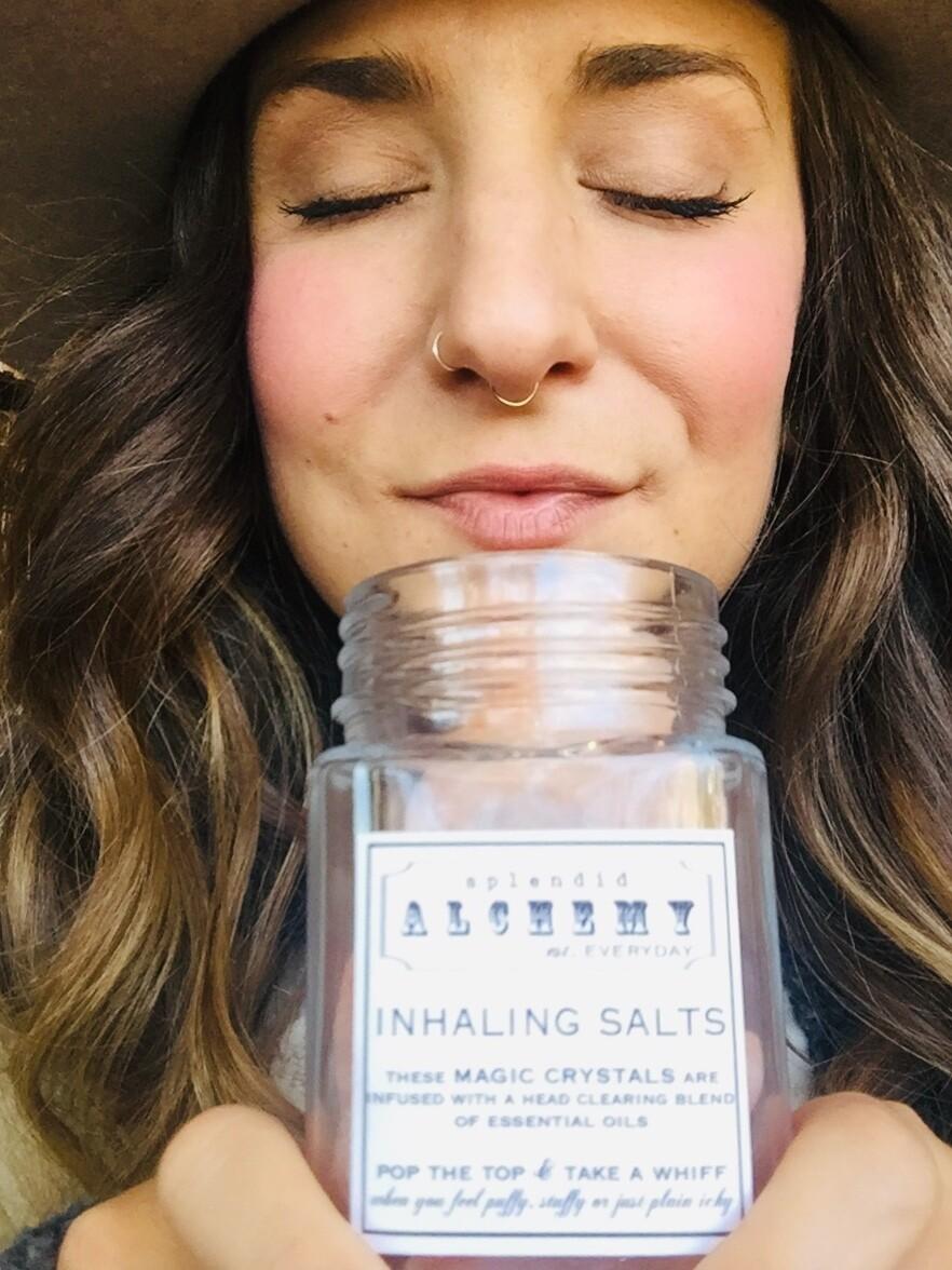 Splendid Alchemy Inhaling Salts