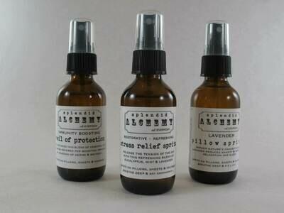 Splendid Alchemy Aromatherapy Spritz