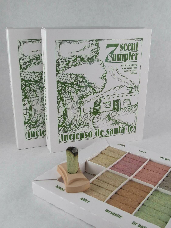 Incense Santa Fe Sampler