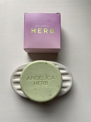 Angelica Herb soap