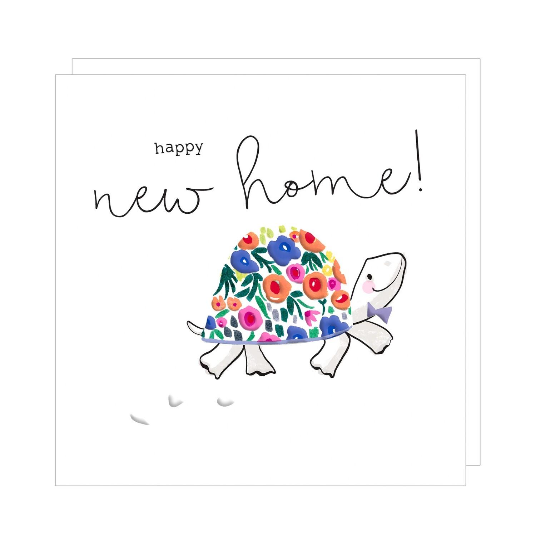 """CARTE DE VOEUX """"NEW HOME"""""""