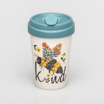 "BAMBOO CUP ""BEE KIND"""