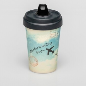 "BAMBOO CUP ""AVION"""