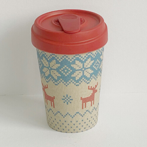 """BAMBOO CUP WINTER KNIT"""""""