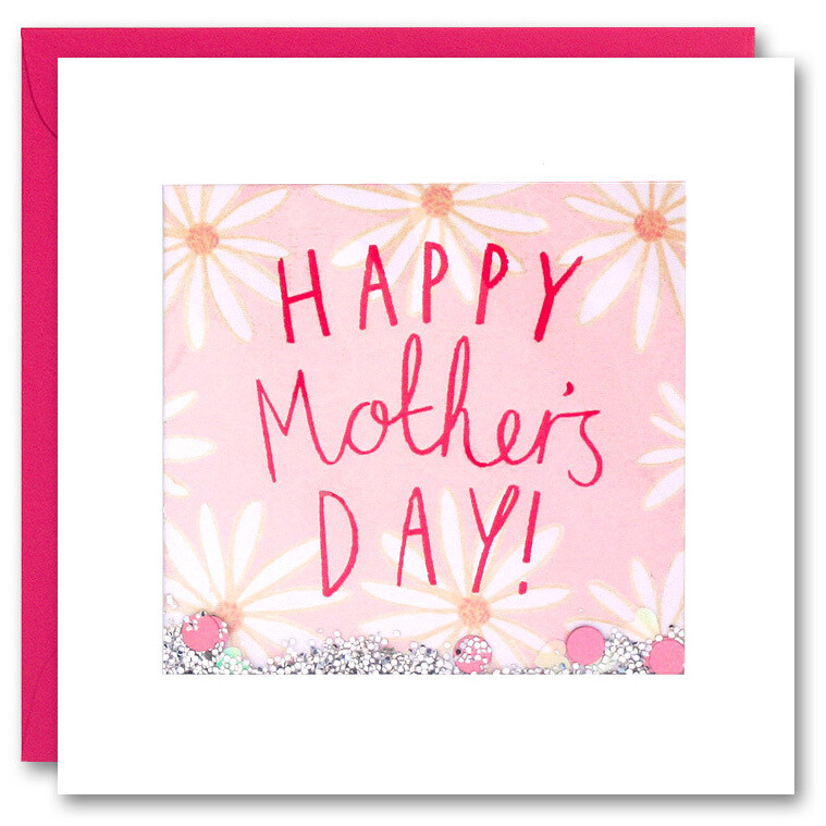 "CARTE DE VŒUX ""HAPPY MOTHER'S DAY"""