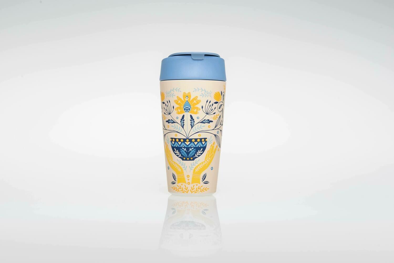 """BIOLOCO DELUXE CUP """"TEA"""""""