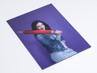 50 x 40 cm – Alu Dibond