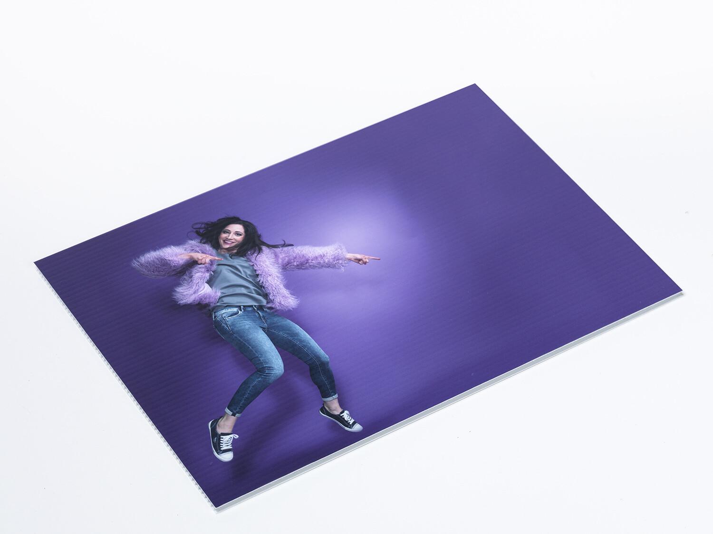 A0 (84.1 x 118.9 cm) – Aky Wahlplakat