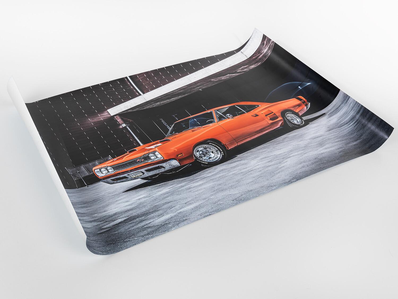 F4 (89.5 x 128 cm) – Whiteback Plakat