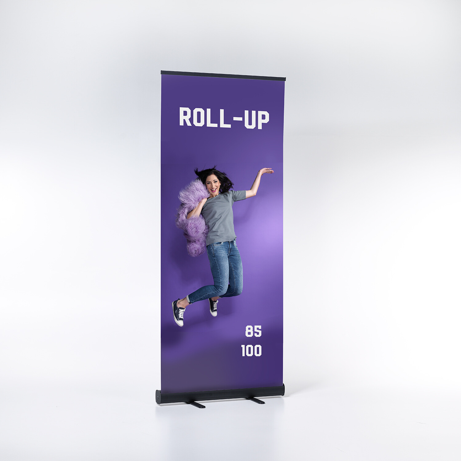 100 x 200 cm – Roll-up