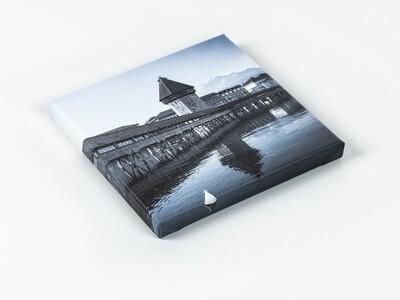 120 x 120 cm – Leinwand