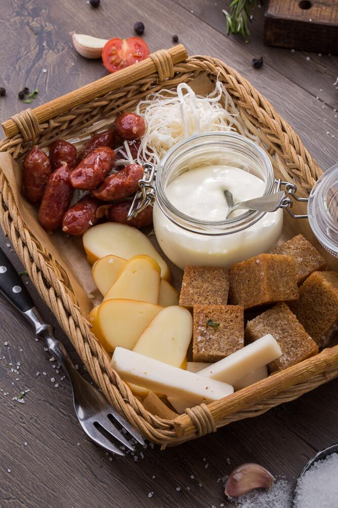 Сырный сбор