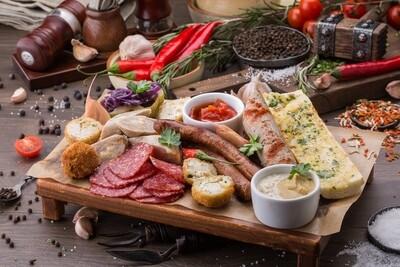 Чешская тарелка