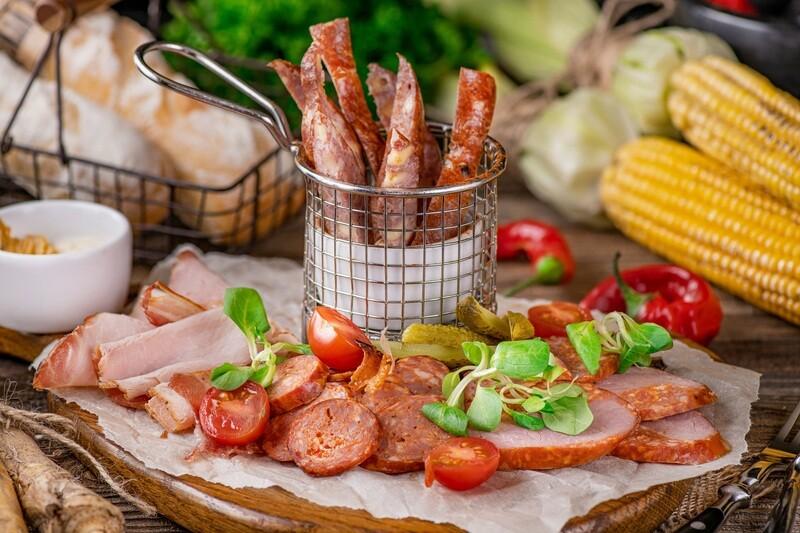 Сет чешских колбас