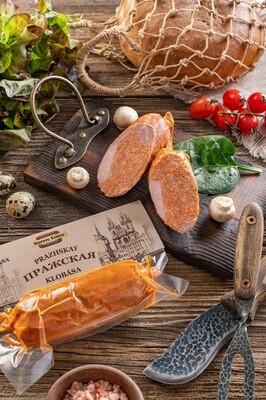 Колбаса «Пражская» из свинины
