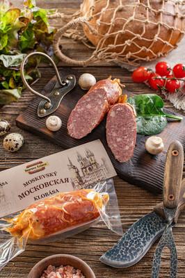 Колбаса «Московская» из говядины
