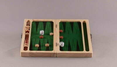 """Backgammon"" Strategiespiel"