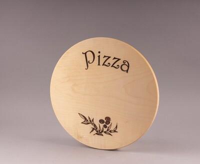 "Brotzeitbrett ""Pizza"""