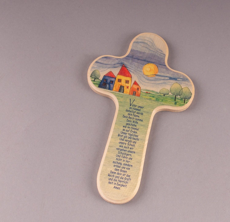 "Kinderkreuz ""Vater unser im Himmel..."""