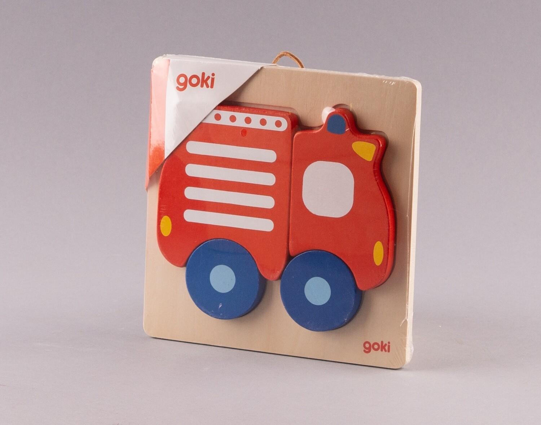 GOKI Holz-Puzzles