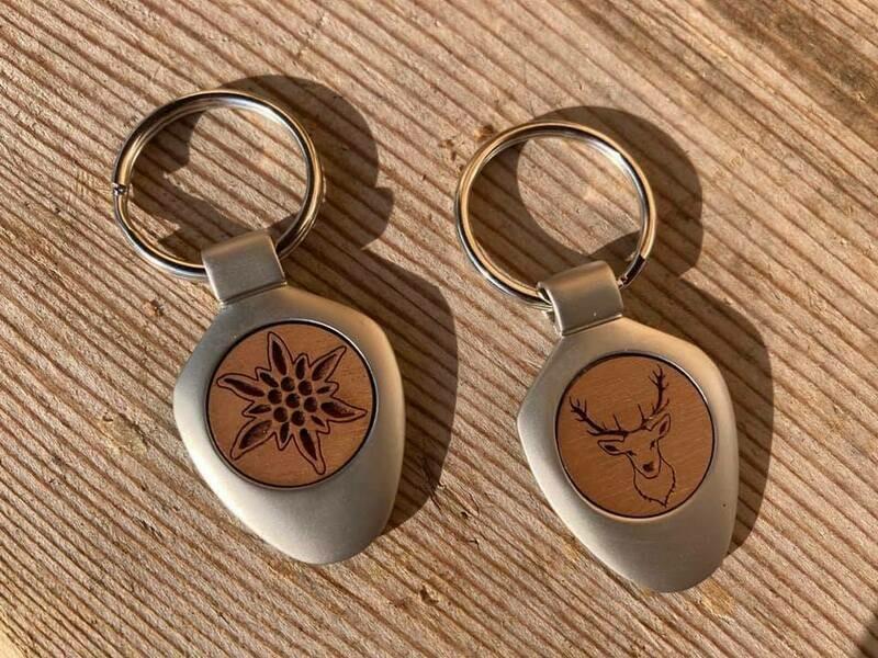 Schlüsselanhänger (matt)