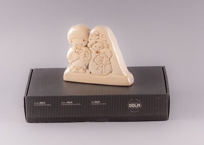 "3D Holz Puzzle ""Brautpaar"""