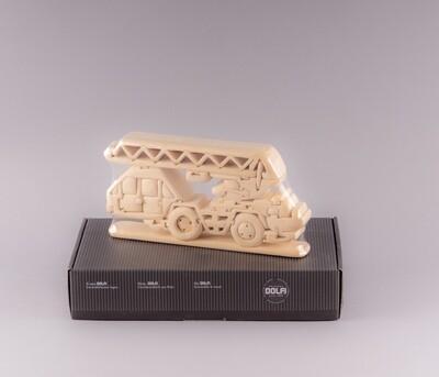 "3D Holz Puzzle ""Feuerwehrauto"""