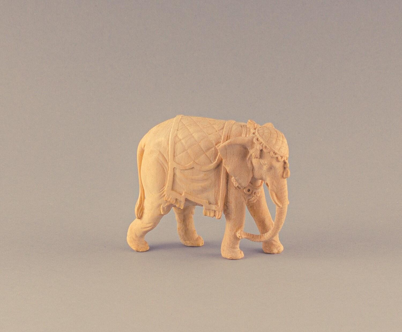 "Krippenfigur ""Elefant"""
