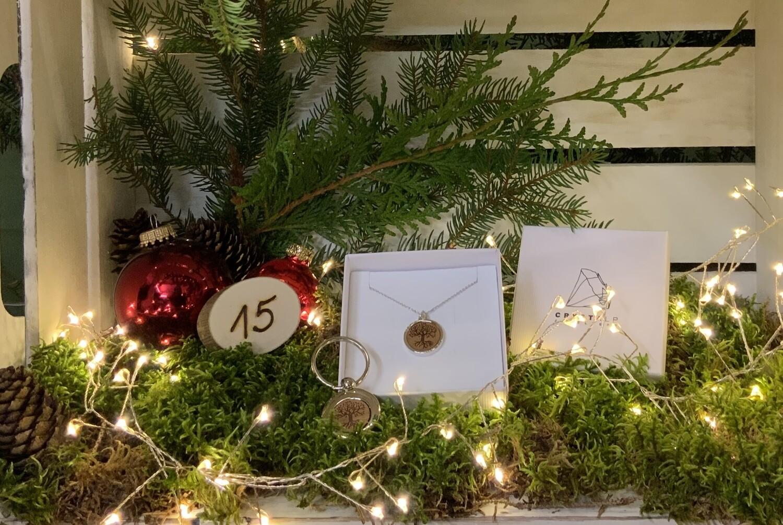 """15. Dezember Kette """"Lebensbaum"""""""
