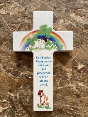 """Kinderkreuz """"Den bunten Regenbogen…"""""""