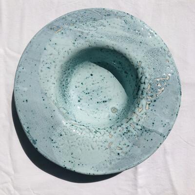 Farfurie paste Verde Albastrui