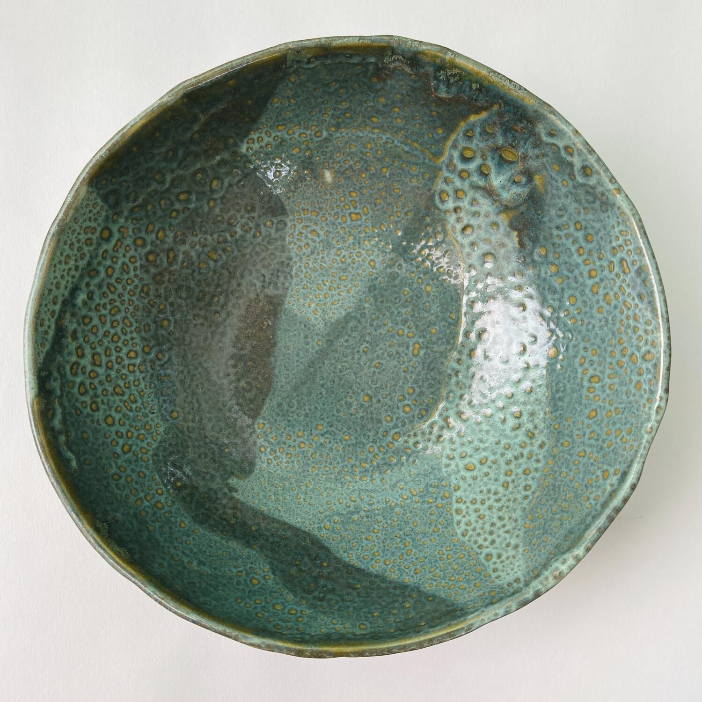 Bol mare Turquoise Închis