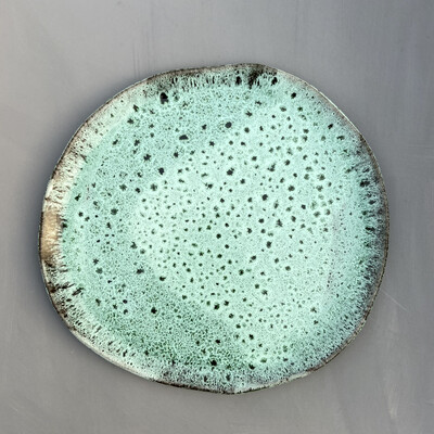 Farfurie Verde Smarald