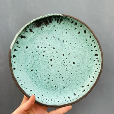 Farfurie medie Verde Smarald