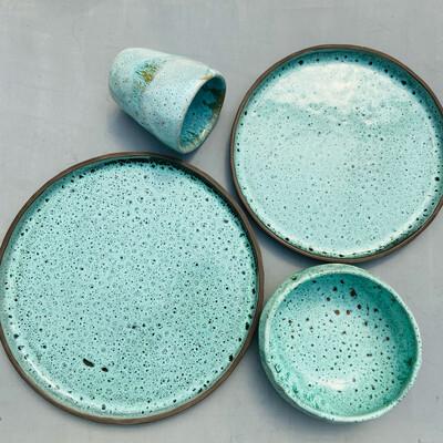 Set Verde Smarald