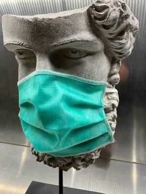 Maseczka ochronna na twarz z CERTYFIKATEM - 100szt.