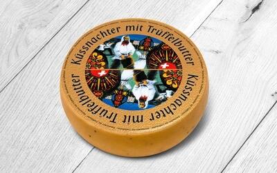 Küssnachter Trüffelbutter Käse - laktosefrei (500g)