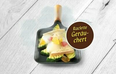 Küssnachter Raclette Geräuchert - laktosefrei (500g)